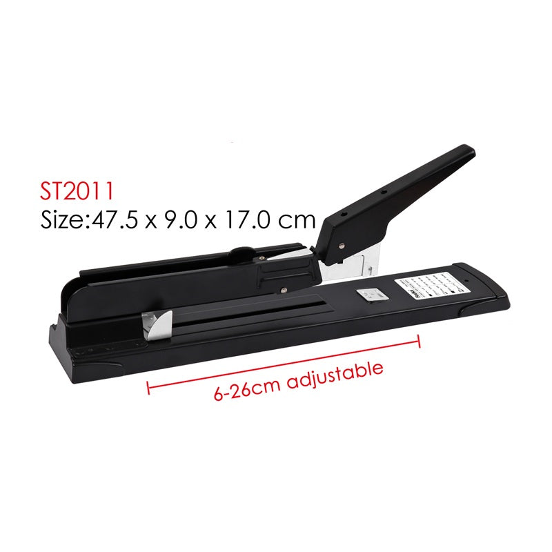 Long Arm Heavy Duty Stapler (100 Sheet Capacity)