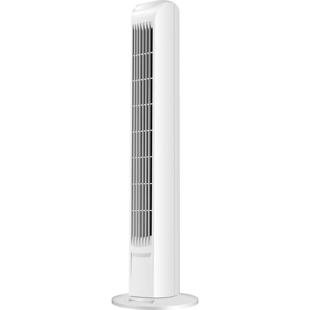 "32"" White Oscillating Tower Fan"