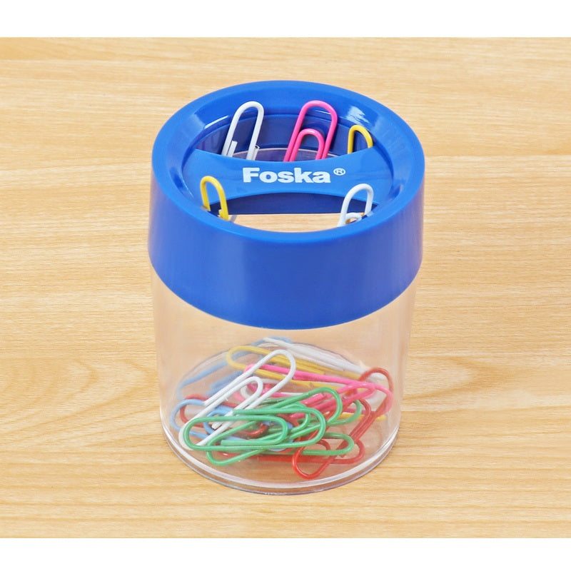 Magnetic Paper Clip Pin Pot Dispenser