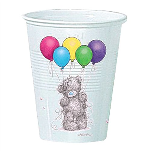 Pack of 8 Me to You Party Tatty Teddy Paper Cups