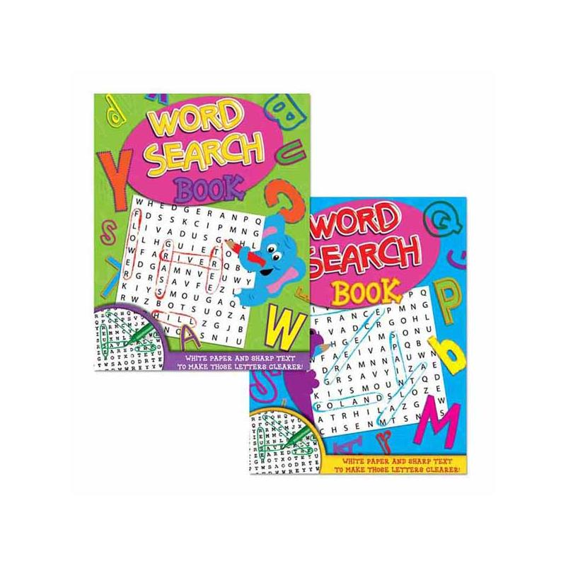 Superior Word Search Book 80gsm