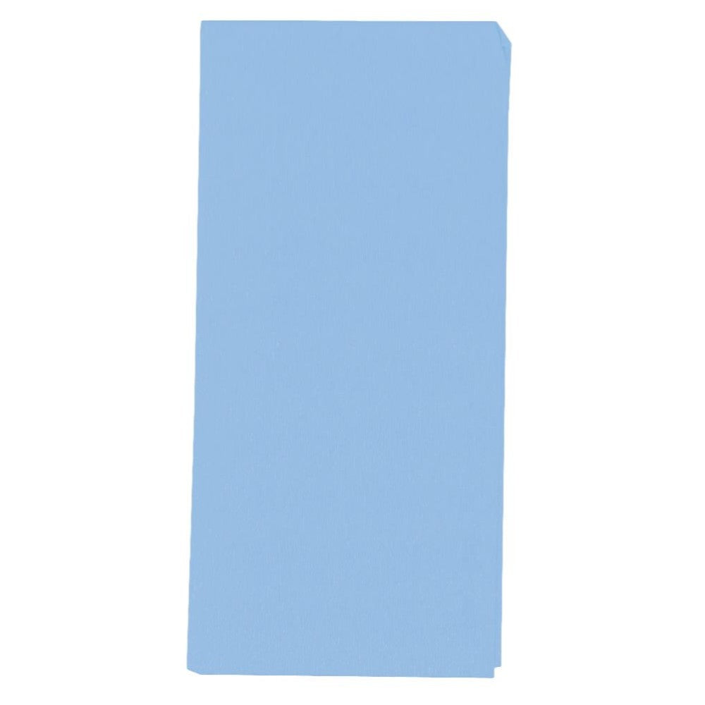 Pack of 10 Baby Blue Coloured Tissue 50cm x 75cm