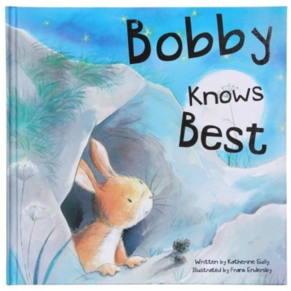 Padded Books - Bobby Knows Best