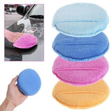 Microfiber Leather Care Sponge