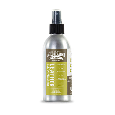 Leather Cleaning Spray 8oz.