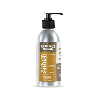 Scratch& Dent - Rich Lotion Leather Conditioner