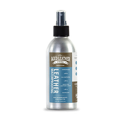 Leather Waterproofing Spray 8oz.