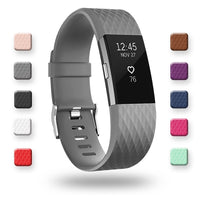 Correa para Fitbit Charge 2 Color Gris