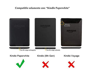 Como usar Funda para Kindle Paperwhite