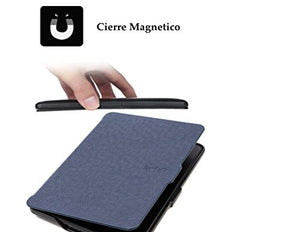 Funda para Kindle Paperwhite con cierre