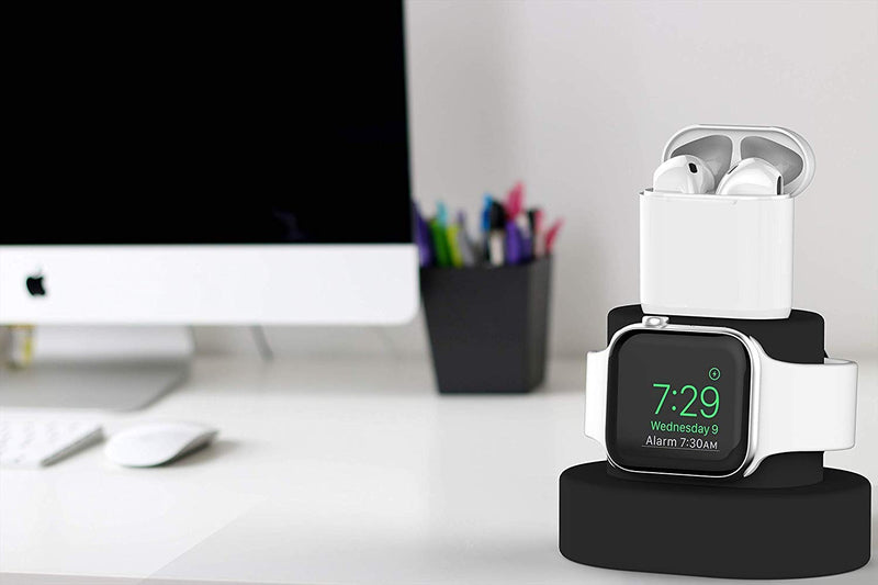 Soporte de Carga de Apple Watch y Airpods Rocketbrands