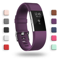 Correa para Fitbit Charge 2 Color morado