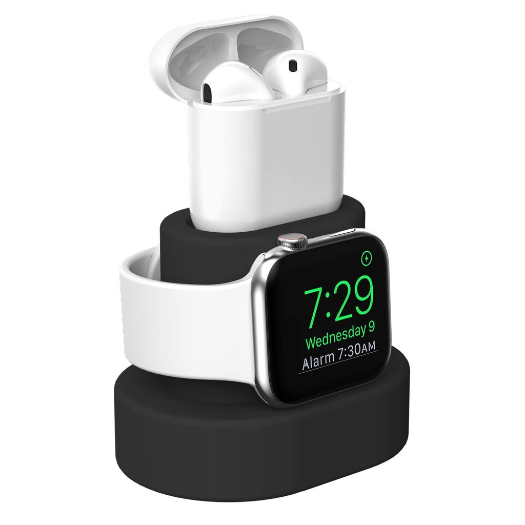 Soporte de Carga de Apple Watch y Airpods