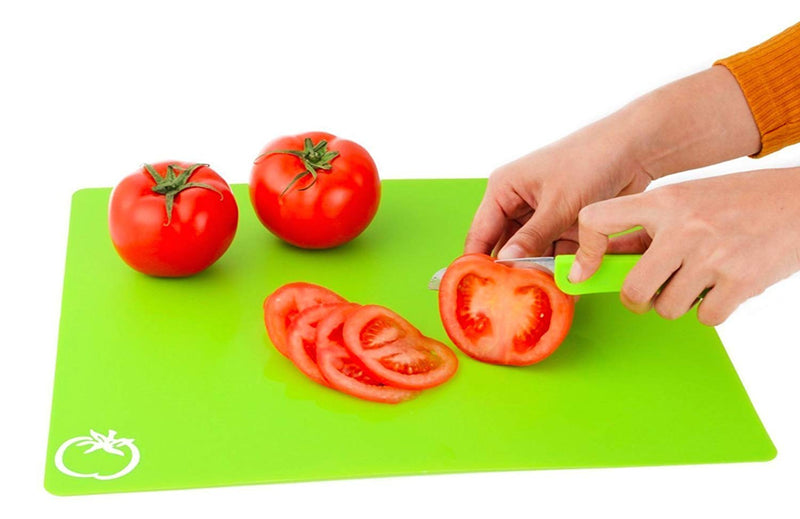 Picando tomate con Tablas flexibles