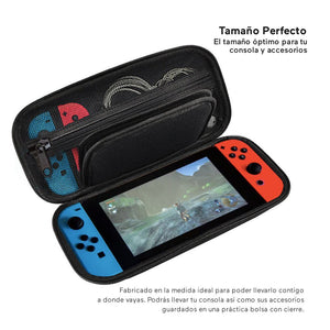 Funda para Nintendo Switch de múltiples usos