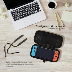 Funda para Nintendo Switch en usos