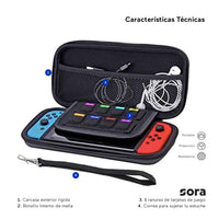 Funda lisa para Nintendo Switch características