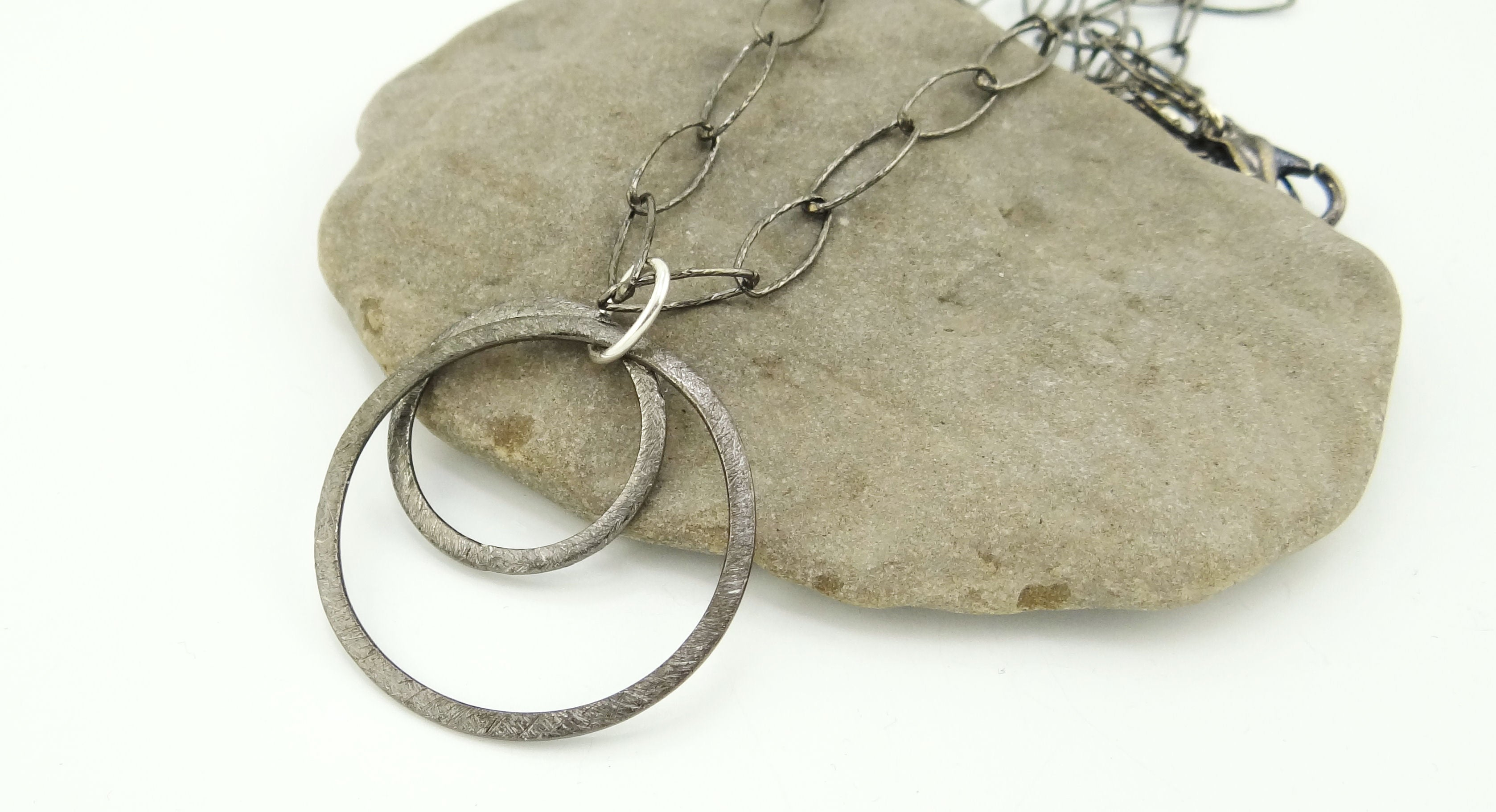 The Ultimate Best Eyeglass Necklace in Gunmetal