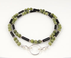 Jungle Eyeglass Necklace