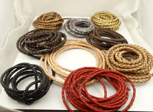 Braided Leather Options for F.M.