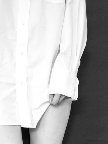 white-long-sleeve-shirt