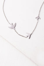 Sparrow Stainless Steel Necklace