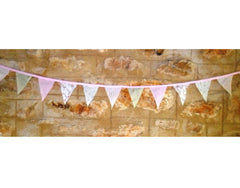 Mini Floral Bunting