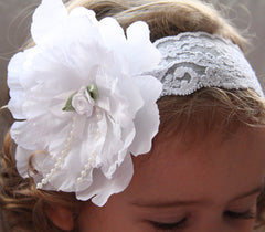 BRIDAL FASCINATOR HEADBAND