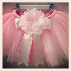 Baby & Girl Pink Fairy Tutu Skirt