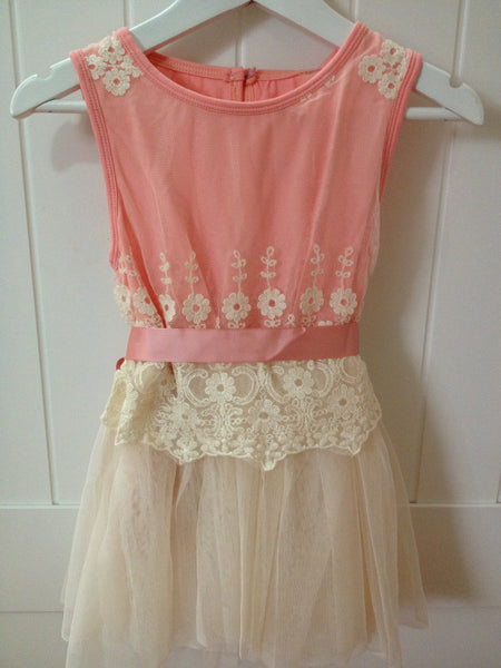 little girl vintage dress