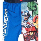 Avengers Badeshort, Blå - Shop4kids.no