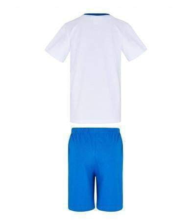 Brannmann Sam T-skjorte og Shorts, Hvit - Shop4kids.no