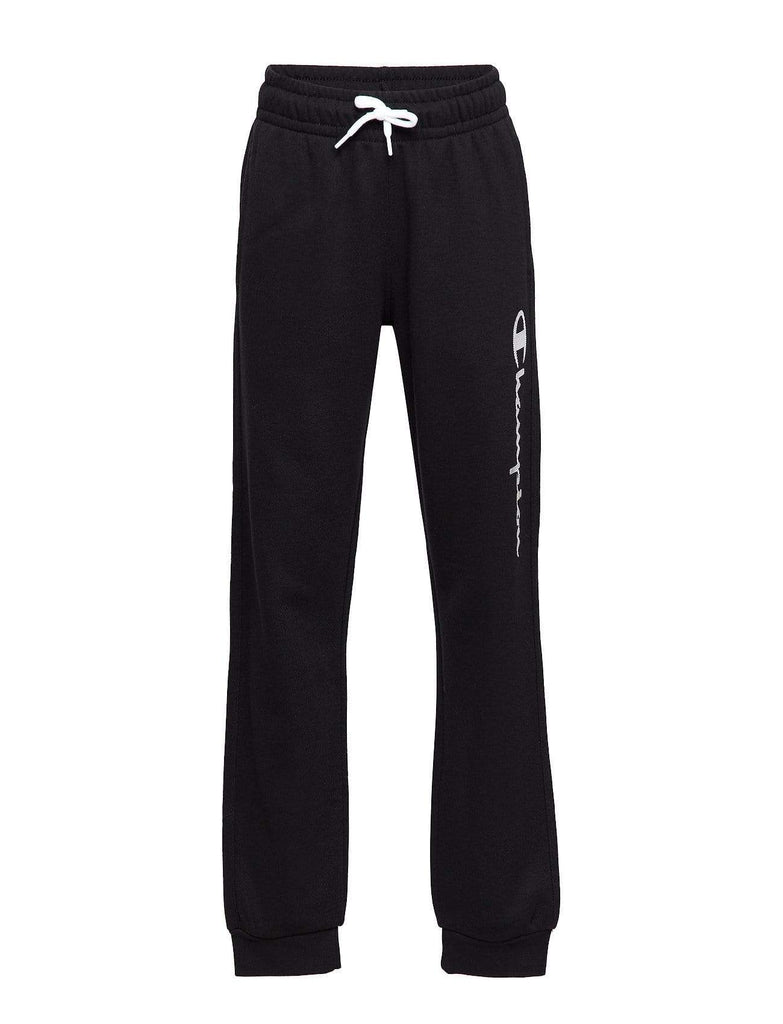 Champion Rib Cuff Pants - Black Beauty
