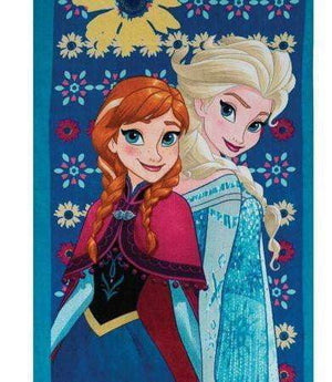 Disney Frost Elsa og Anna Håndkle - Shop4kids.no