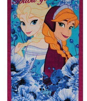 "Disney Frost ""Follow your heart"" Håndkle - Shop4kids.no"