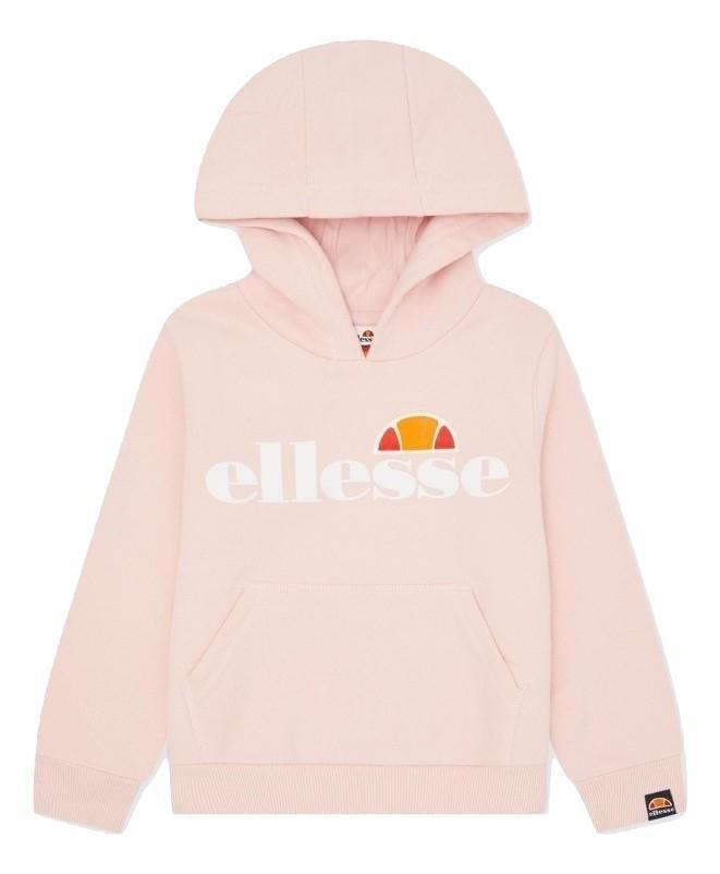 Ellesse ISOBEL Hettegenser til Jenter - Light Pink