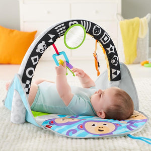 Fisher-Price 2 in 1 Flip & Fun Activity Gym
