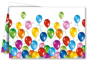 Balloons Fiesta Bursdagsduk - 120x180 cm - Shop4kids.no