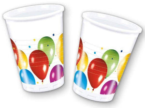 Balloons Fiesta Kopper 10 stk - 200ml - Shop4kids.no