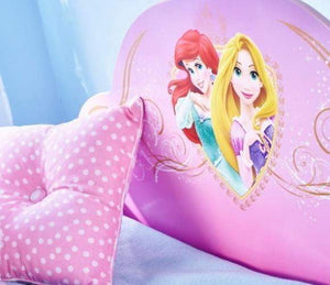 Disney Prinsesse Barneseng med oppbevaring - Shop4kids.no