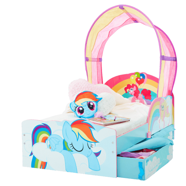 My Little Pony  Juniorseng med oppbevaring