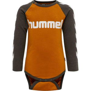 Body Hummel Ryan Body - Black Olive