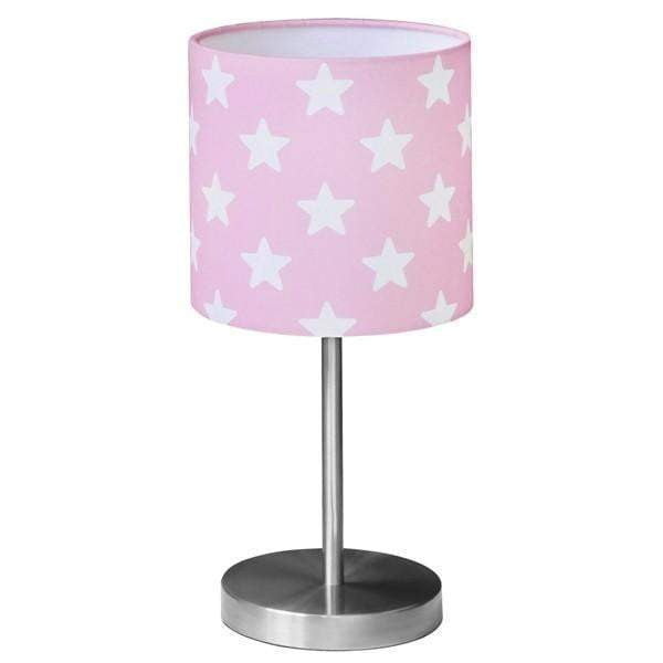 Kids Concept Star Bordlampe - Rosa