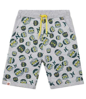 Shorts LEGO Ninjago Sweatshorts - Grey