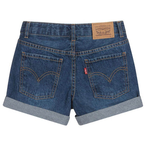 Shorts Levis Girlfriend SHORTY Olashorts -Denim