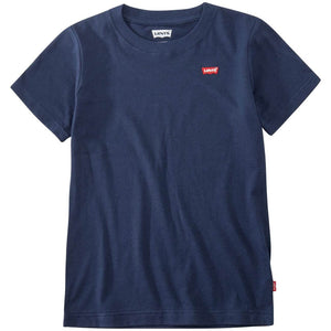 T-shirt Levis Kids CHEST HIT T-skjorte - Dress Blues