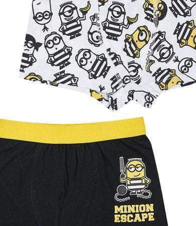 minnions Boxer 2 pack