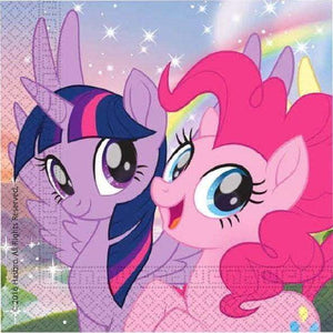My Little Pony Servietter - 20 stk