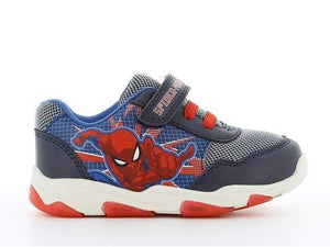 Spiderman Sneakers - Navy