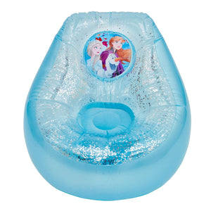 Disney Frost Oppblåsbar Stol - Glitter Chill chair - Shop4kids.no